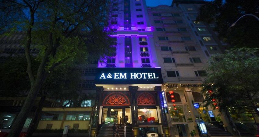Khách sạn cách ly A&Em Signature Sài Gòn