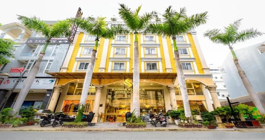 Khách sạn cách ly - Sunshine Boutique Phú Mỹ Hưng