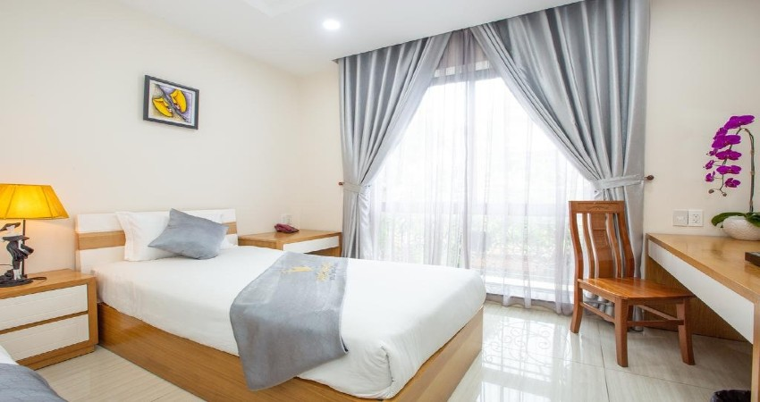 Khách sạn cách ly - Sunshine Luxury Phú Mỹ Hưng, TPHCM