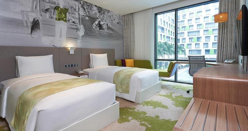 Khách sạn Holiday Inn & Suites Saigon Airport