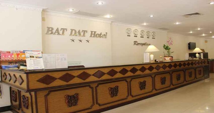 Khách sạn cách ly - Bát Đạt Sài Gòn