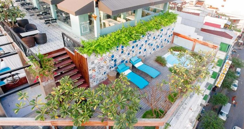 Khách sạn cách ly - A&Em Lê Thánh Tôn Sài Gòn