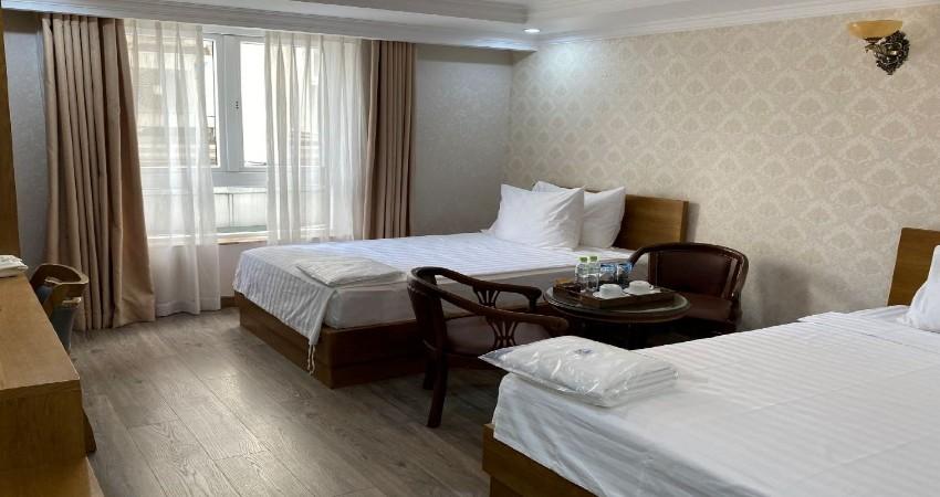 Khách sạn cách ly Shi Việt Nam – Sài Gòn