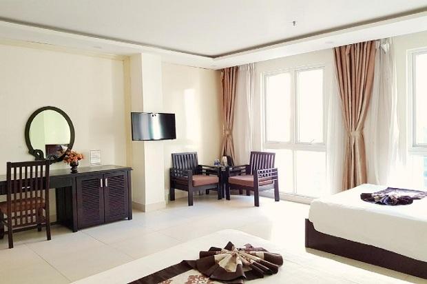 Khách sạn cách ly - Tây Bắc Đà Nẵng
