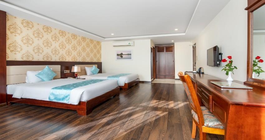 Khách sạn cách ly - Sam Grand Đà Nẵng