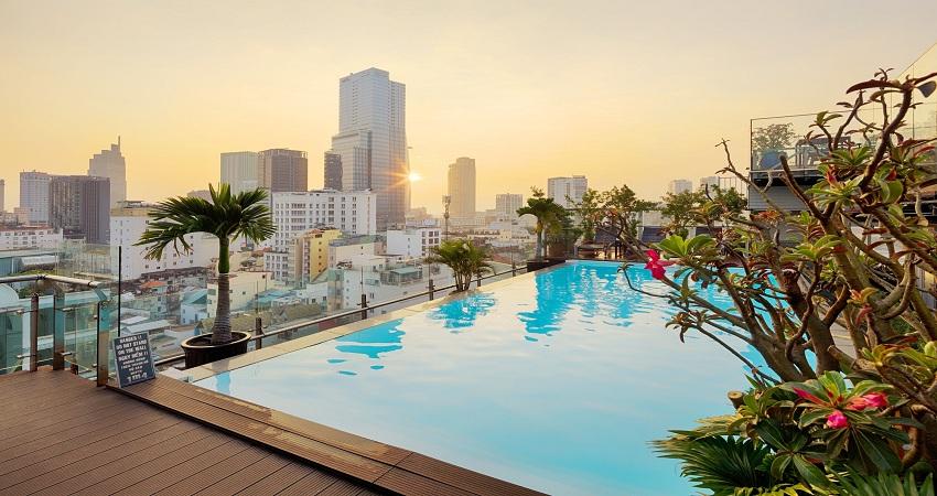 Khách sạn cách ly - Grand Silverland Tp Hồ Chí Minh