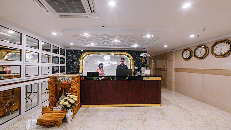 Khách sạn cách ly Sài Gòn Hà Nội - Trương Định