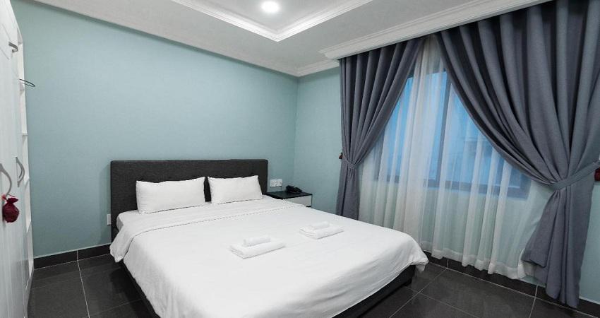 Khách sạn cách ly - New Milano TPHCM