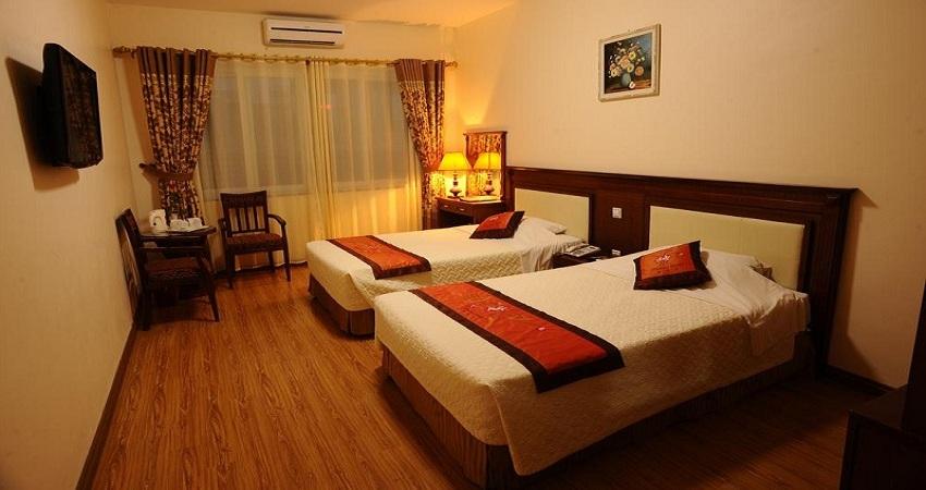 Khách sạn cách ly - Hacinco Hà Nội