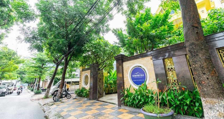 Khách sạn cách ly - Thi Boutique Villa Đà Nẵng