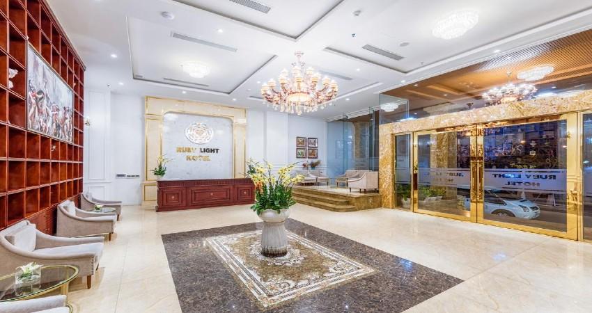 Khách sạn cách ly - Ruby Light Đà Nẵng