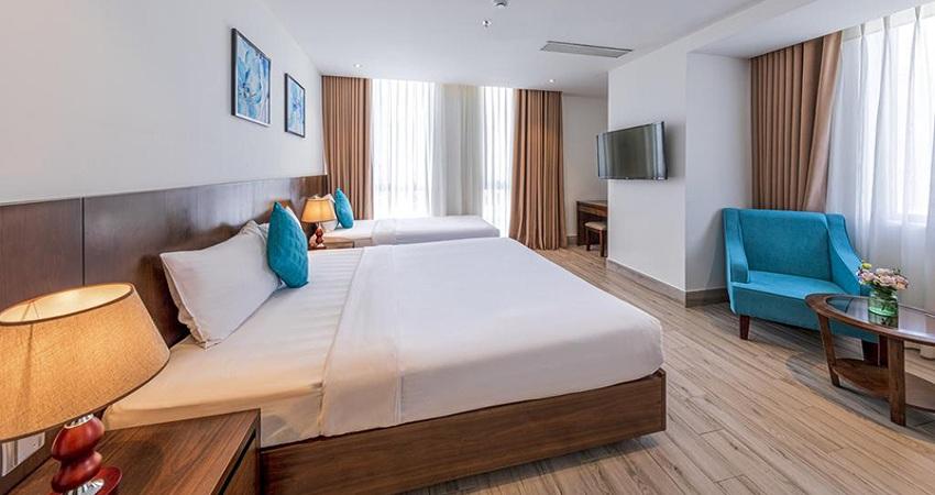 Khách sạn cách ly - Greenery Đà Nẵng