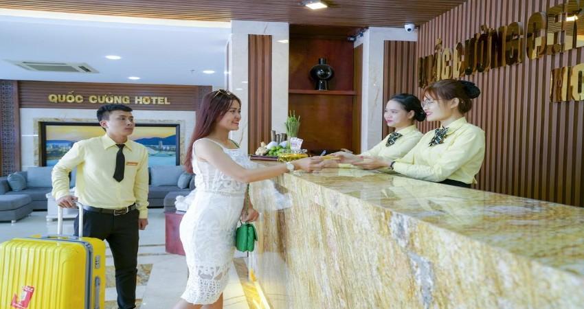 Khách sạn cách ly - Quốc Cường Center Đà Nẵng