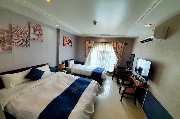 Khách sạn cách ly - Nakwon Phú Mỹ Hưng