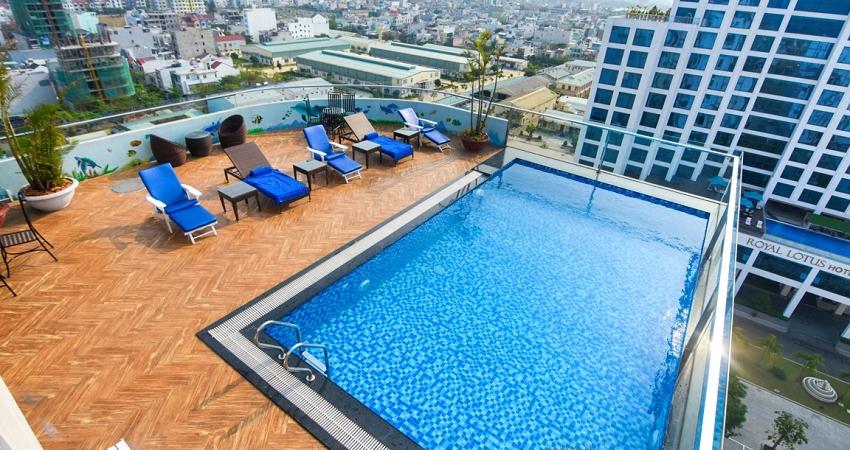 Khách sạn cách ly - Ritzy Boutique Đà Nẵng