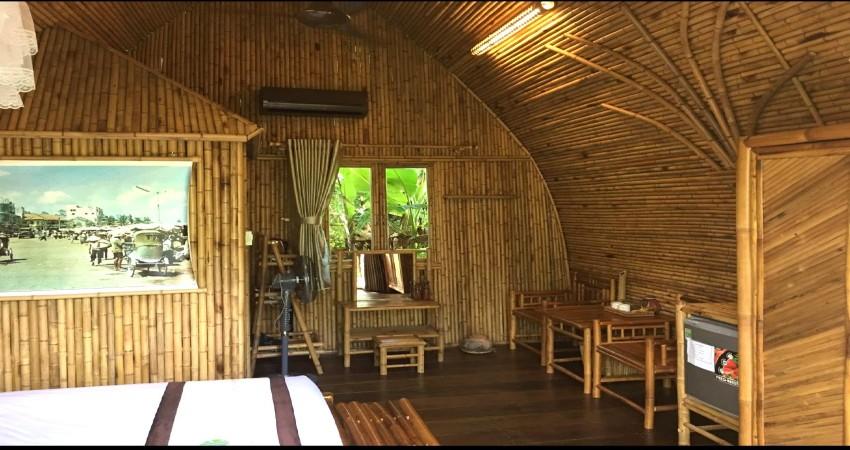 Phòng ngủ bungalow