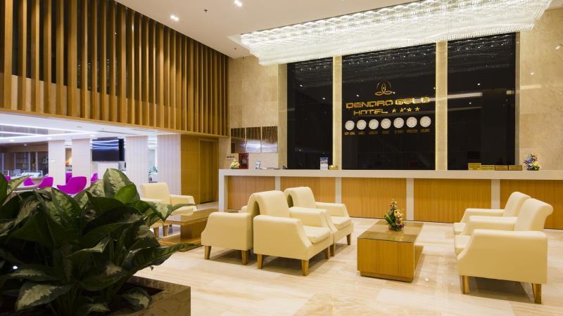 Khách sạn cách ly - Dendro Gold Nha Trang