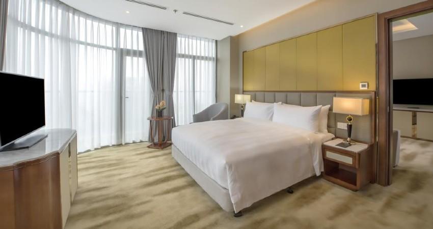 Khách sạn cách ly - Wyndham Garden Hanoi