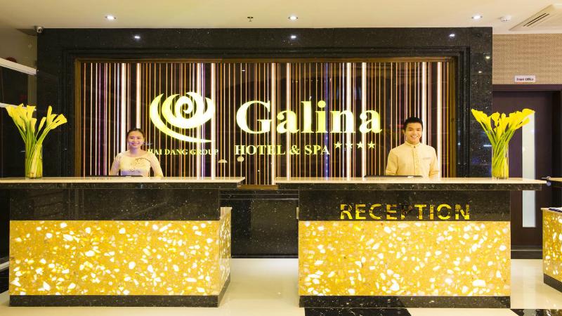 Khách sạn cách ly - Galina Nha Trang