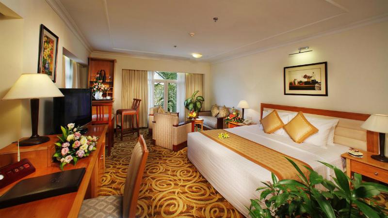 Khách sạn cách ly - Đệ Nhất Hồ Chí Minh
