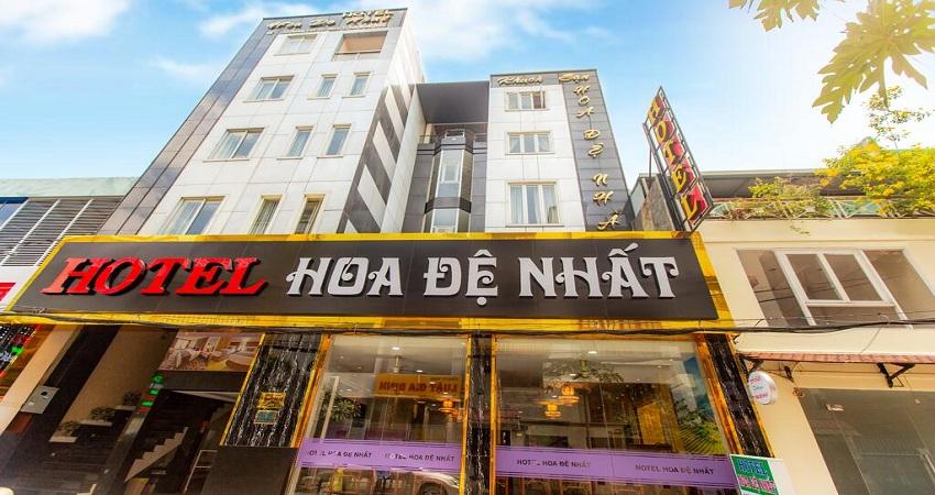 Khách sạn Hoa Đệ Nhất Tân Bình