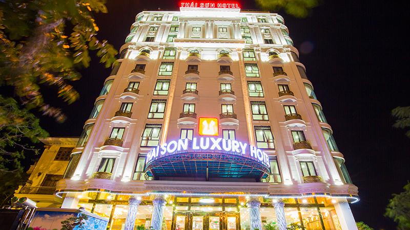 Khách sạn cách ly - Thái Sơn Luxury Hạ Long