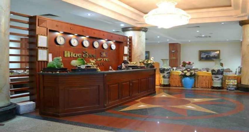 Khách sạn cách ly - Bưu Điện Hạ Long