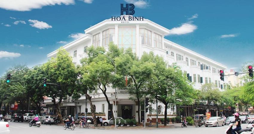 Khách sạn cách ly - Hòa Bình Hà Nội