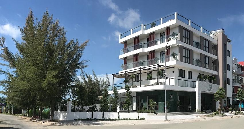 Khách sạn cách ly - Mangrove Cần Giờ