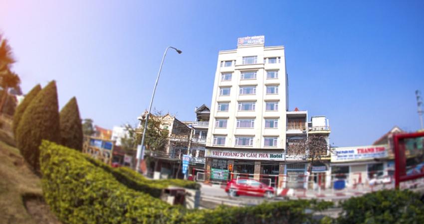 Khách sạn cách ly - Việt Hoàng 24 Cẩm Phả