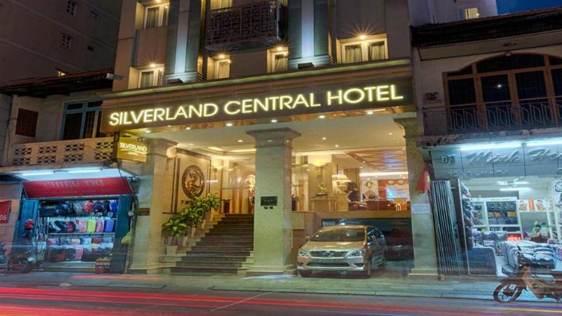 Khách sạn cách ly - Silverland Central TPHCM