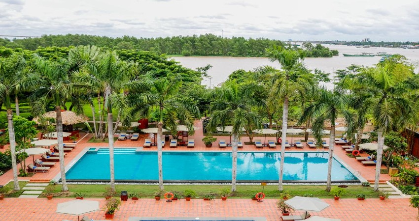 Khách sạn cách ly - Victoria Cần Thơ Resort