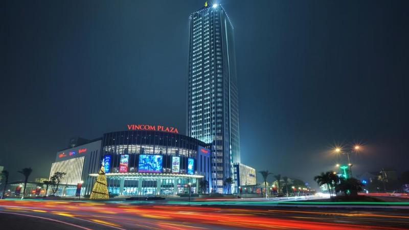 Khách sạn cách ly - Vinpearl Hà Tĩnh