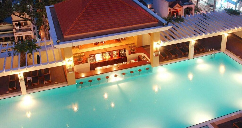 Khách sạn cách ly - Equatorial Hồ Chí Minh