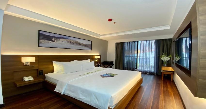 Khách sạn cách ly - Central Park Sài Gòn