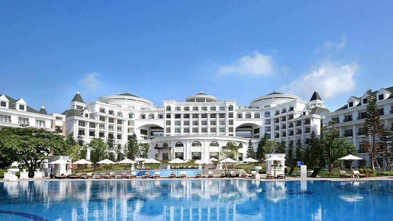 Khách sạn cách ly - Vinpearl Resort & Spa Hạ Long