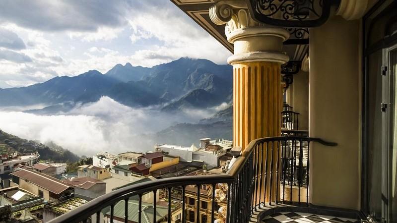 View nhìn từ khách sạn