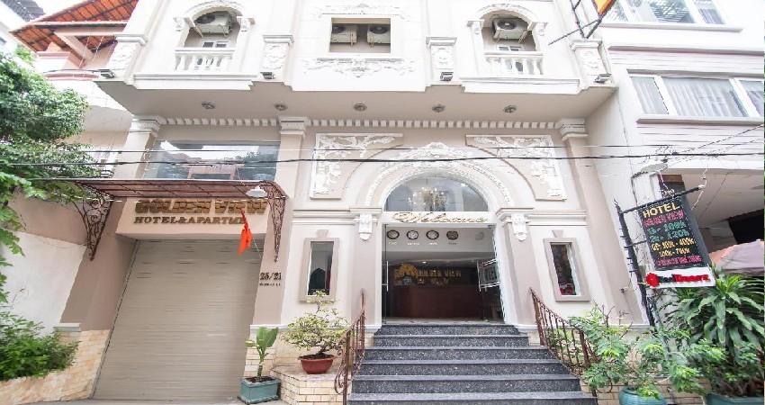 Khách sạn cách ly - Golden View Sài Gòn
