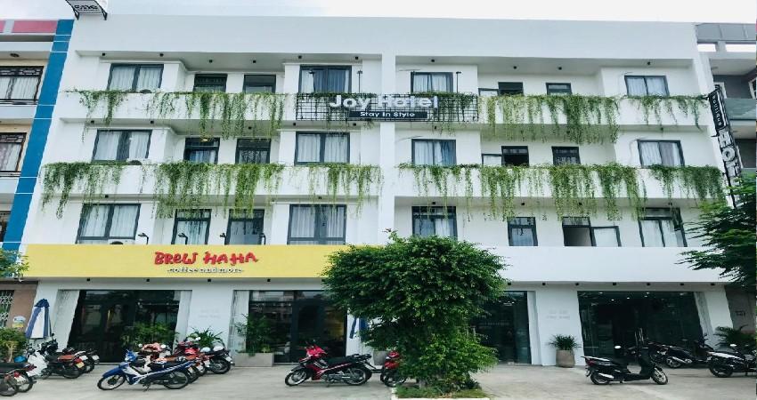 Khách sạn cách ly - Joy Phú Yên