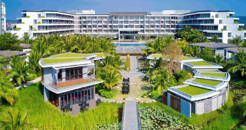 Toàn cảnh Resort Novotel Phú Quốc