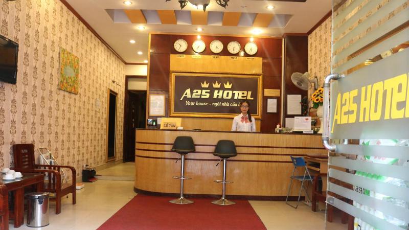 Khách sạn A25 Giảng Võ – Hà Nội