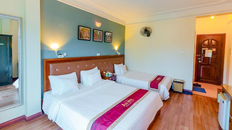 Khách sạn A25 Nguyễn Thái Học – Hà Nội