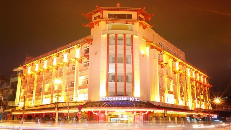 Khách sạn Đồng Khánh Sài Gòn