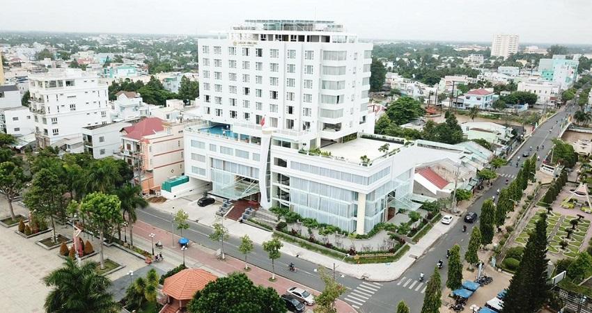 Khách sạn Sài Gòn – Vĩnh Long