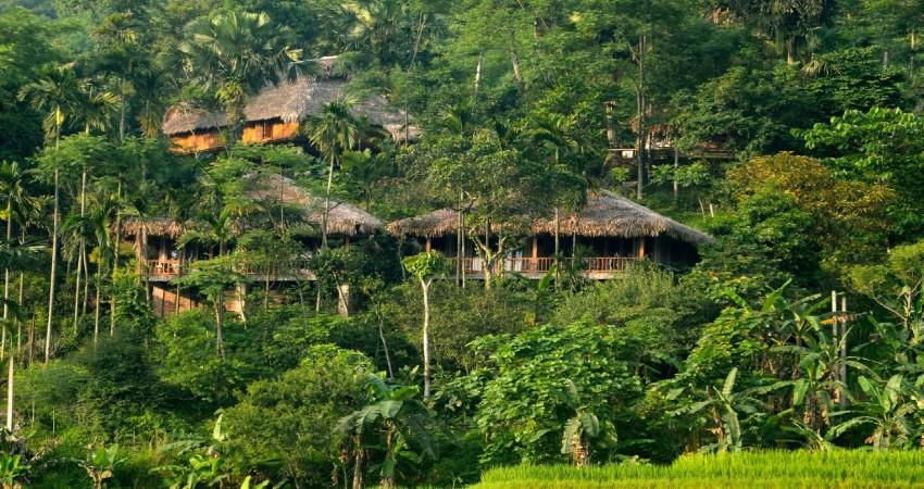 Khu nghỉ dưỡng Pù Luông Retreat Thanh Hóa