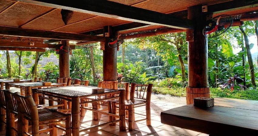 Khu nghỉ dưỡng Pu Luong Boutique Garden Thanh Hóa