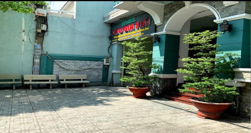 Khách sạn cách ly - Cao Gia Hải TP HCM