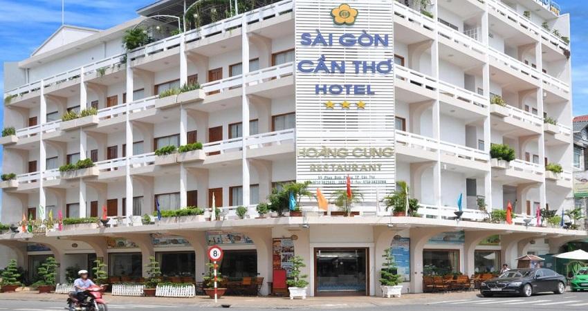 Khách sạn Sài Gòn - Cần Thơ