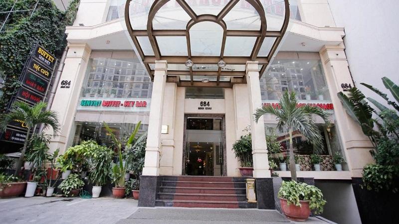 Khách sạn A25 Hotel & Spa Hà Nội