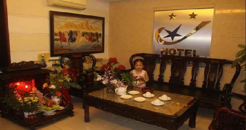 Khách sạn cách ly - Sao Mai Xanh Sài Gòn